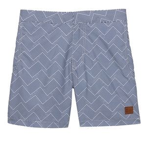 retromarine | Printed Swim Short